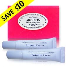 Power Arbutin Facial Whitening Package
